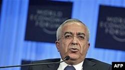 Thủ tướng Palestine Salam Fayyad