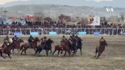 پایان دور دوم رقابتهای بزکشی در شهر کابل