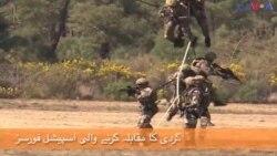 فرانس میں جدید فوجی آلات کی نمائش