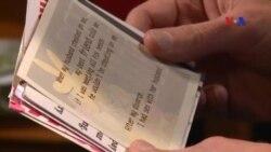 Người lạ chia sẻ những bí mật sâu kín qua những tấm bưu thiếp