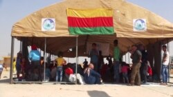 Hasaka Residents Flee to Neighboring Syrian Cities as Clashes Intensify