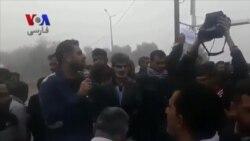 فیلمی از سخنان «اسماعیل بخشی» از کارگران معترض «نیشکر هفتتپه» قبل از دستگیری