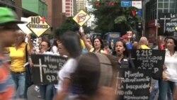 La violencia sacude Venezuela