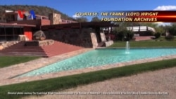 Frank Lloyd Wright: Legacy of an American Architect (VOA On Assignment May 2, 2014)