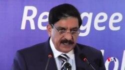 افغان امن عمل کے لیے مخلصانہ کوششیں کر رہے ہیں: ناصر خان جنجوعہ