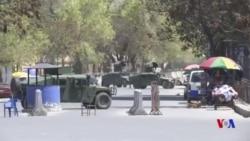 阿富汗通信部大樓爆炸兩槍手遭擊斃