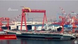 Trung Quốc 'sắp thử nghiệm' tàu sân bay tự đóng
