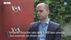 """Mevlütoğlu: """"S-400 Sistemi Faal mi Sorusuna Kesin Bir Yanıt Yok"""""""