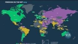 Дослідження: Україна – країна із частково вільним інтернетом. Відео