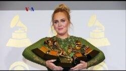 VOA Trending Topic: Adele Sapu Bersih Grammy