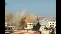 2016-10-04 美國之音視頻新聞: 美國暫停與俄羅斯有關敘利亞的會談