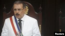 Danilo Medina es economista, fue ministro del Ejecutivo y presidente de la Cámara de Diputados de República Dominicana.