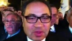 Abel Məhərrəmov seçkilərdən danışır