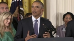 Obama Takes Gun Control Case to American People