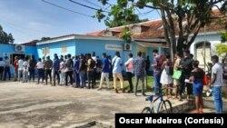 Jovens candidatos, Polícia Nacional, São Tomé e Príncipe
