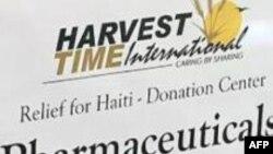 Gây quỹ là trọng tâm ban đầu của nỗ lực cứu trợ Haiti