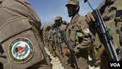 پولیس محلی افغان