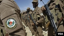 نیروهای پولیس محلی افغانستان