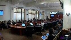 Reunión de emergencia en la OEA
