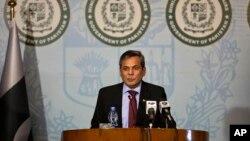 پاکستانی وزارت خارجہ کے ترجمان (فائل)