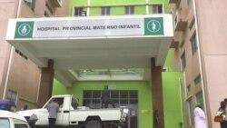 Dirigentes do hospital materno infantil de Malanje em julgamento -2:24