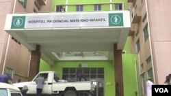 Angola Malanje Hospital Materno-Infantil