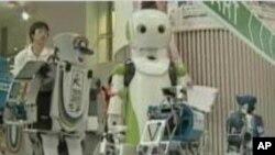مضر صحت اجزا کا کھوج لگانے والا روبوٹ