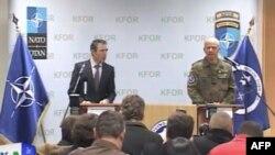 Rasmusen: Ndryshimet në KFOR do të varen nga situata e sigurisë në Kosovë