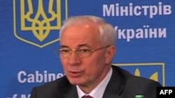 Ukrayna Rusiya ilə qaza dair müqavilədən geri çəkilir