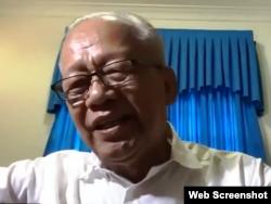 Rusman Heriawan, penasihat Forum Rencana Aksi Nasional Kelapa Sawit Berkelanjutan. (Foto: VOA)