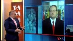 """Ventrell: """"Egipto es un aliado, pero nos preocupa su situación"""""""