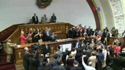 Venezuela: se agudiza el enfrentamiento de poderes