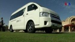 Uber Qahirədə avtobus sifarişi xidmətini təqdim etdi