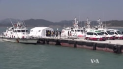 Death Toll Passes 100 as Divers Search South Korea Ferry