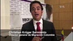 VOA habla con director de Migración Colombia