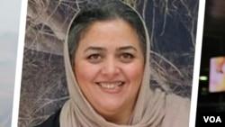 سپیده کاشانی یکی از فعالان محیط زیست زندانی در ایران که به ۶ سال حبس محکوم شده است.