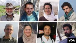 نیلوفر بیانی و مراد طاهباز از متهمان پرونده فعالان محیط زیست به ۱۰ سال حبس تعزیری محکوم شدهاند.