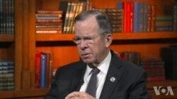 专访前参联会主席:中国把南中国海当内海 美国怎么办?