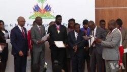 Ayiti: 49 Loreya 9èm Ane ak Filo Jwen yon Rekonpans nan Men Gouvènman an