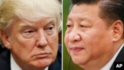Predsjednici SAD i Kine Donald Trump i Xi Jinping