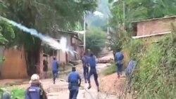 聯合國安理會敦促制止布隆迪暴力