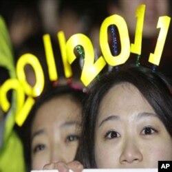 Le Nouvel An à Seoul