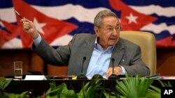 Raúl Castro de 84 años, dejó claro que Cuba persistirá en su modelo político pese a la reconciliación diplomática con Estados Unidos.