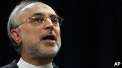 伊朗外長薩利希(資料照片)