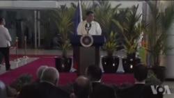 菲律宾总统杜特尓特告诉美国:别把我们当狗看待