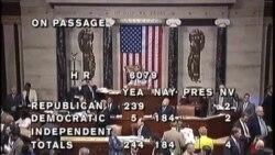美众院投票推翻奥巴马医改 但不可能在参院过关
