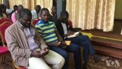 Jovens angolanos discutem transição política no país
