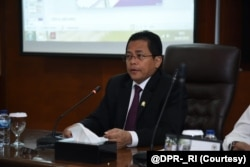 Sekretaris Jenderal DPR Indra Iskandar.(Foto: @DPR_RI)