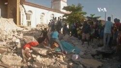 海地地震死亡人數過千