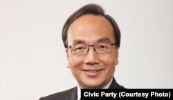 公民党议员梁家杰(Alan Leong)